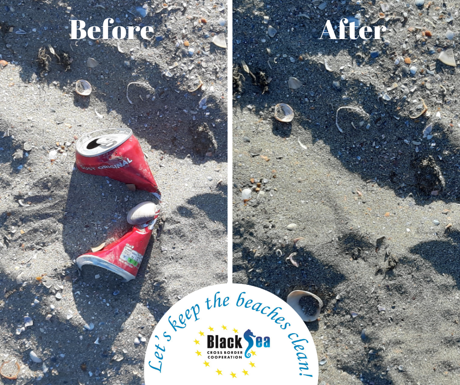 Let's keep the beaches clean! Summer Season 2019 Facebook Campaign