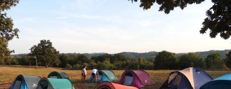 INTERNATIONAL ECO CAMP IN BULGARIA -project MARLENA
